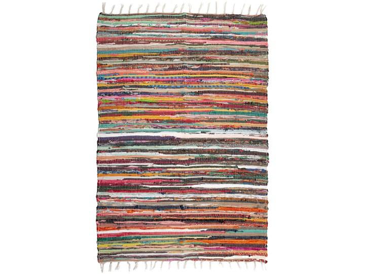 Dywan Chindi Mix 120 x 160 cm 120x160 cm Poliester Dywaniki Bawełna Dywany Kategoria Dywany
