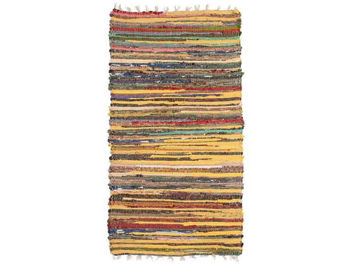 Dywan Chindi Mix 70 x 140 cm Poliester Dywaniki 70x140 cm Dywany Bawełna Kategoria Dywany