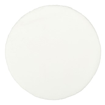 Dywan Bellarossa Koło Biały 80 x 80 cm