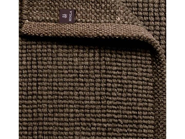 Brązowy dywan z wełny i bawełny Ullmatta 170x230 HIMLA Poszewka na poduszkę Bawełna Len Rozmiar poduszki 60x70 cm Pomieszczenie Pościel do sypialni