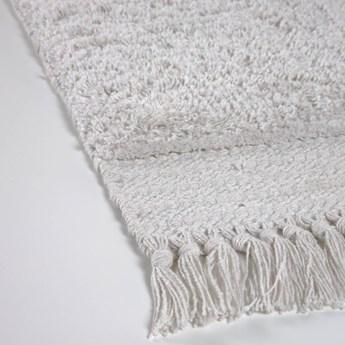 Dywanik łazienkowy Nilce 60x40 cm biały