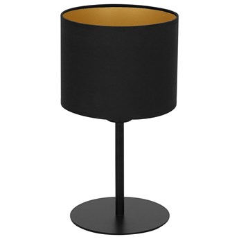 Lampa stołowa FRODI 1xE27/60W/230V czarna