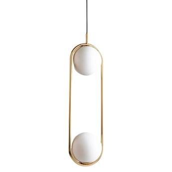 Art Deco Elipse Duo  - lampa wisząca