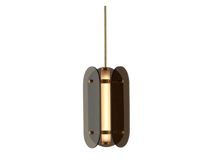 Escudo 2 - nowoczesna lampa wisząca LED 40cm
