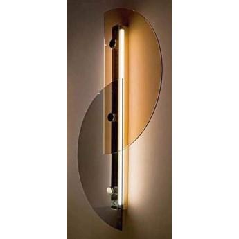 Escudo W  - nowoczesna lampa ścienna kinkiet LED 50cm