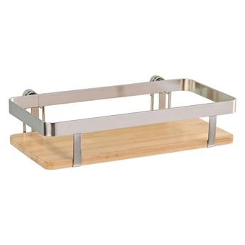 Kuchenna półka ścienna Wenko Turbo-Loc®, szer. 25 cm