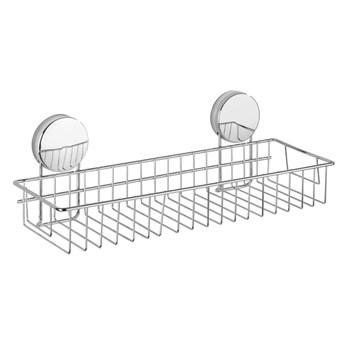 Łazienkowa półka ścienna Wenko Static-Loc® Osimo Maxi, szer. 35 cm