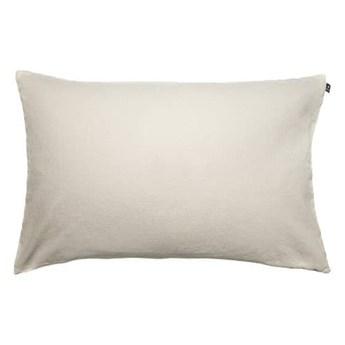 Jasna szara poduszka na zagłówek Weekday 60x90 z lnu i bawełny HIMLA