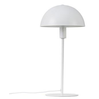Biała metalowa lampa stołowa Ellen NORDLUX