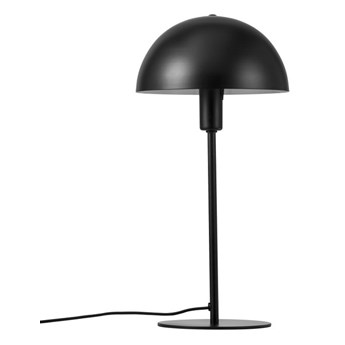Czarna metalowa lampa stołowa Ellen NORDLUX
