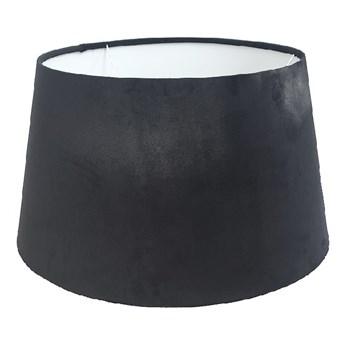 Welurowy stożkowy abażur VELOUR 40 cm w stylu glamour
