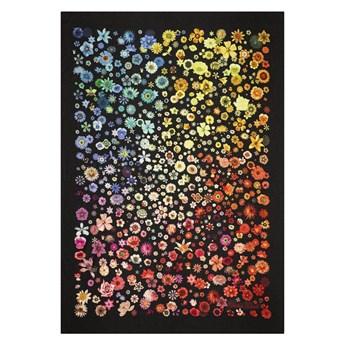Koc wełniany Christian Lacroix Jardin des Hespérides Multicolore