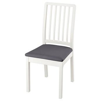 IKEA EKEDALEN Pokrycie krzesła, Hakebo ciemnoszary