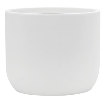 Donica Ease White - Cylinder