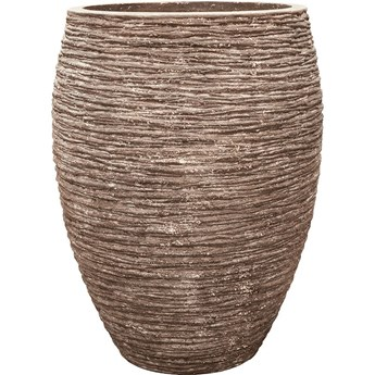 Donica Ribbed - Emperor - ⌀-70 h-90