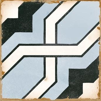 Casablanca Attia 12,5x12,5 płytka patchworkowa
