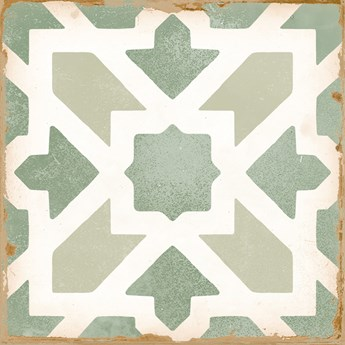 Casablanca Malik 12,5x12,5 płytka patchworkowa