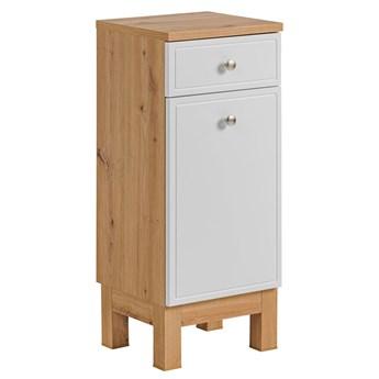 Niska stojąca szafka łazienkowa - Belissa 3X