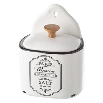 Pojemnik kamionkowy na sól Unimasa Paris