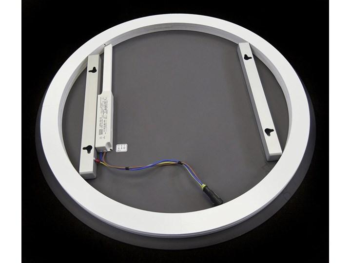 Lustro Shape 01 + Ambilight Lustro bez ramy Ścienne Kategoria Lustra Okrągłe Kolor Srebrny
