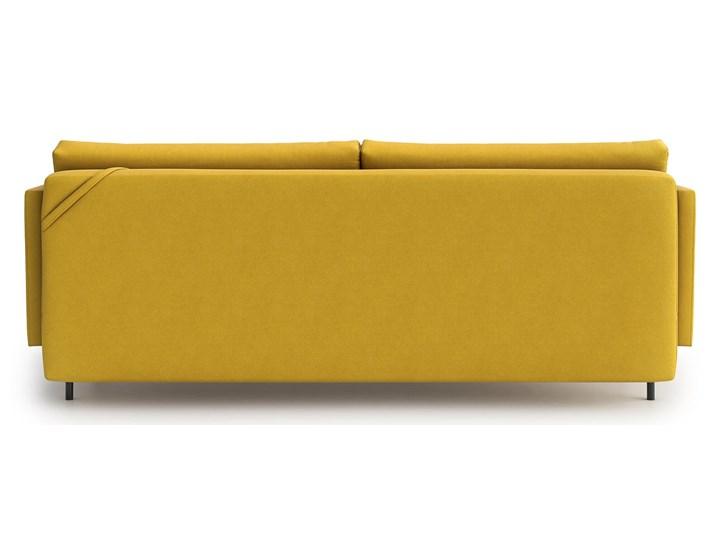 Sofa Salma z funkcją spania, Canary Szerokość 212 cm Głębokość 97 cm Stała konstrukcja Styl Nowoczesny