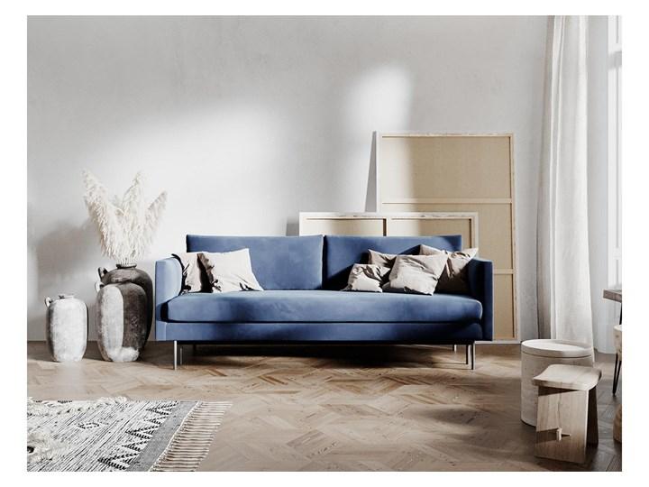 Sofa Salma z funkcją spania, Canary Stała konstrukcja Szerokość 212 cm Typ Gładkie Głębokość 97 cm Pomieszczenie Salon