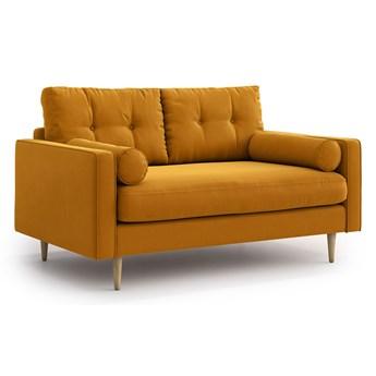 Sofa Esme 2-osobowa, Golden Velvet