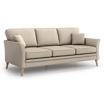 Sofa Juliett 3-osobowa, Nougat