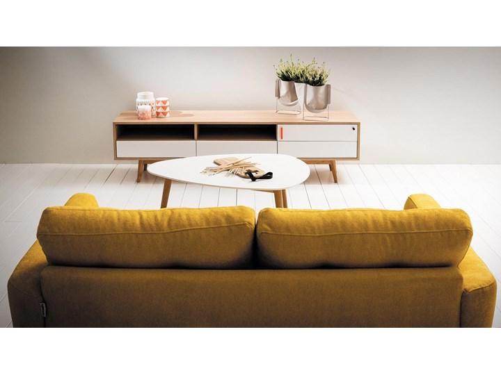 Sofa Harris z funkcją spania, Canary Stała konstrukcja Boki Z bokami Głębokość 92 cm Szerokość 231 cm Rozkładanie Rozkładana