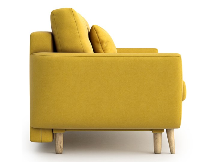 Sofa Harris z funkcją spania, Canary Stała konstrukcja Głębokość 92 cm Szerokość 231 cm Materiał obicia Tkanina Powierzchnia spania 140x195 cm