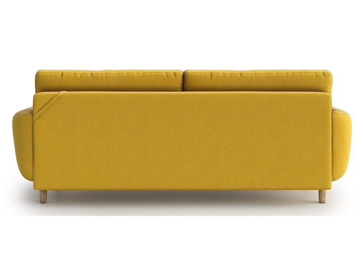 Sofa Harris z funkcją spania, Canary Głębokość 92 cm Szerokość 231 cm Typ Gładkie Stała konstrukcja Boki Z bokami
