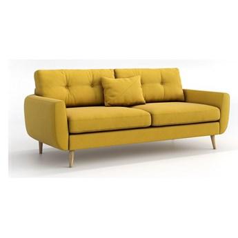 Sofa Harris 3-osobowa, Canary
