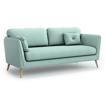 Sofa Clara 3-osobowa, Aquamarine Mint