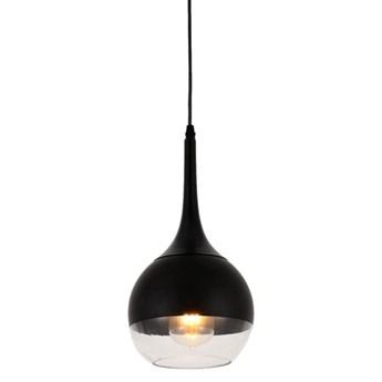 Lampa wisząca Lumina Deco LDP-11003-1-BK Frudo W1