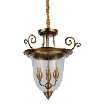 Lampa wisząca Lumina Deco LDP-6816-3-MD Mirana