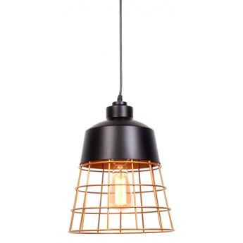 Lampa wisząca Lumina Deco LDP 7933 (BK) Bagsy