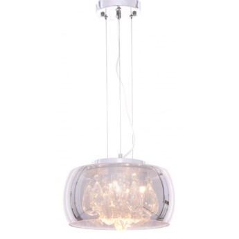 Lampa wisząca Lumina Deco LDP-8066-300-CHR Tosso D30