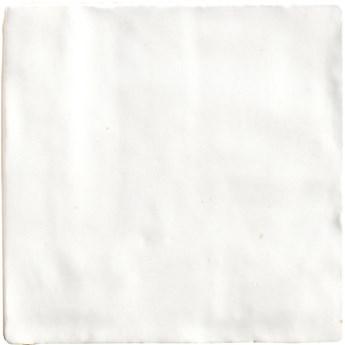 Sahn White 10x10 cegiełka ścienna