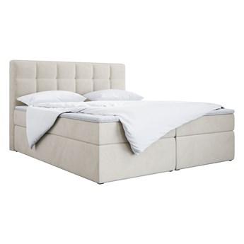 Łóżko LUKA, kontynent do sypialni z pojemnikami na pościel