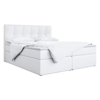 Łóżko kontynentalne, dwuosobowe - ALVIN
