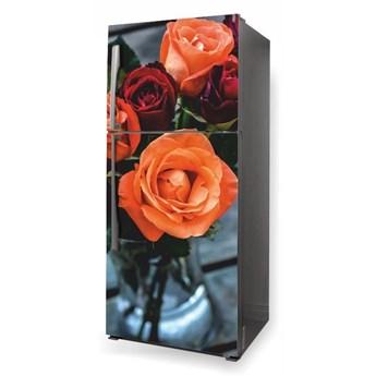 Fototapeta na lodówkę bukiet róż P490