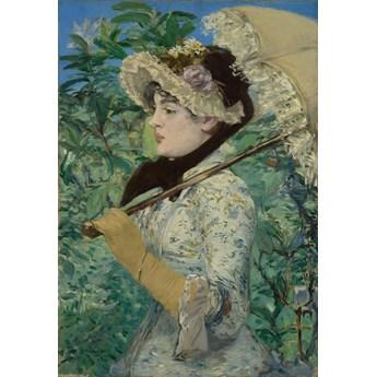 Reprodukcja Le Printemps Spring, Edouard Manet