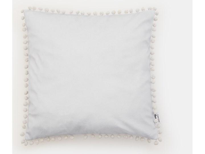 Sinsay - Poszewka na poduszkę - Jasny szary