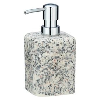 Dozownik do mydła Wenko Terrazzo, 240 ml
