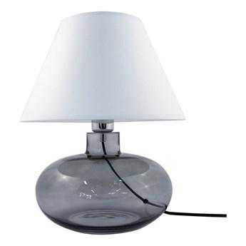 Zuma Line 5515WH - Lampa stołowa MERSIN 1xE27/40W/230V biała/czarna