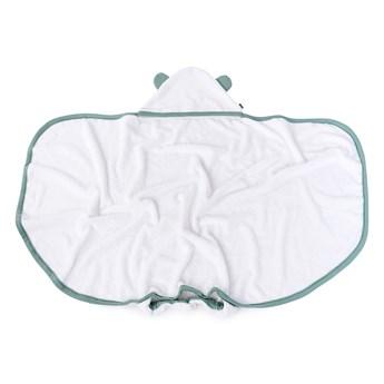 POOFI Ręcznik Teddy kolor: petrol