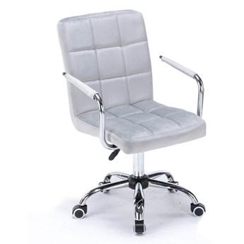 Krzesło biurowe obrotowe HARIS (SC-ZT1305) / Szare