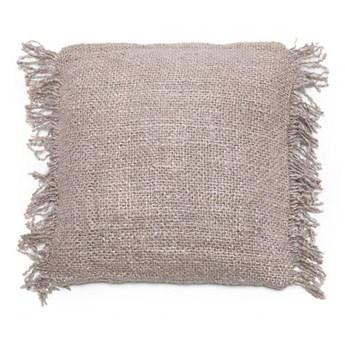 Szara poduszka dekoracyjna 40x40 Oh My Gee z bawełny BAZAR BIZAR