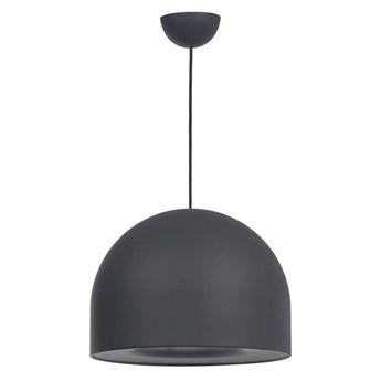 Lampa sufitowa Karina w kolorze czarnego aluminium