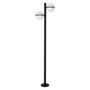 Stojąca Podwójna Lampa Ogrodowa Kolekcja Circulo